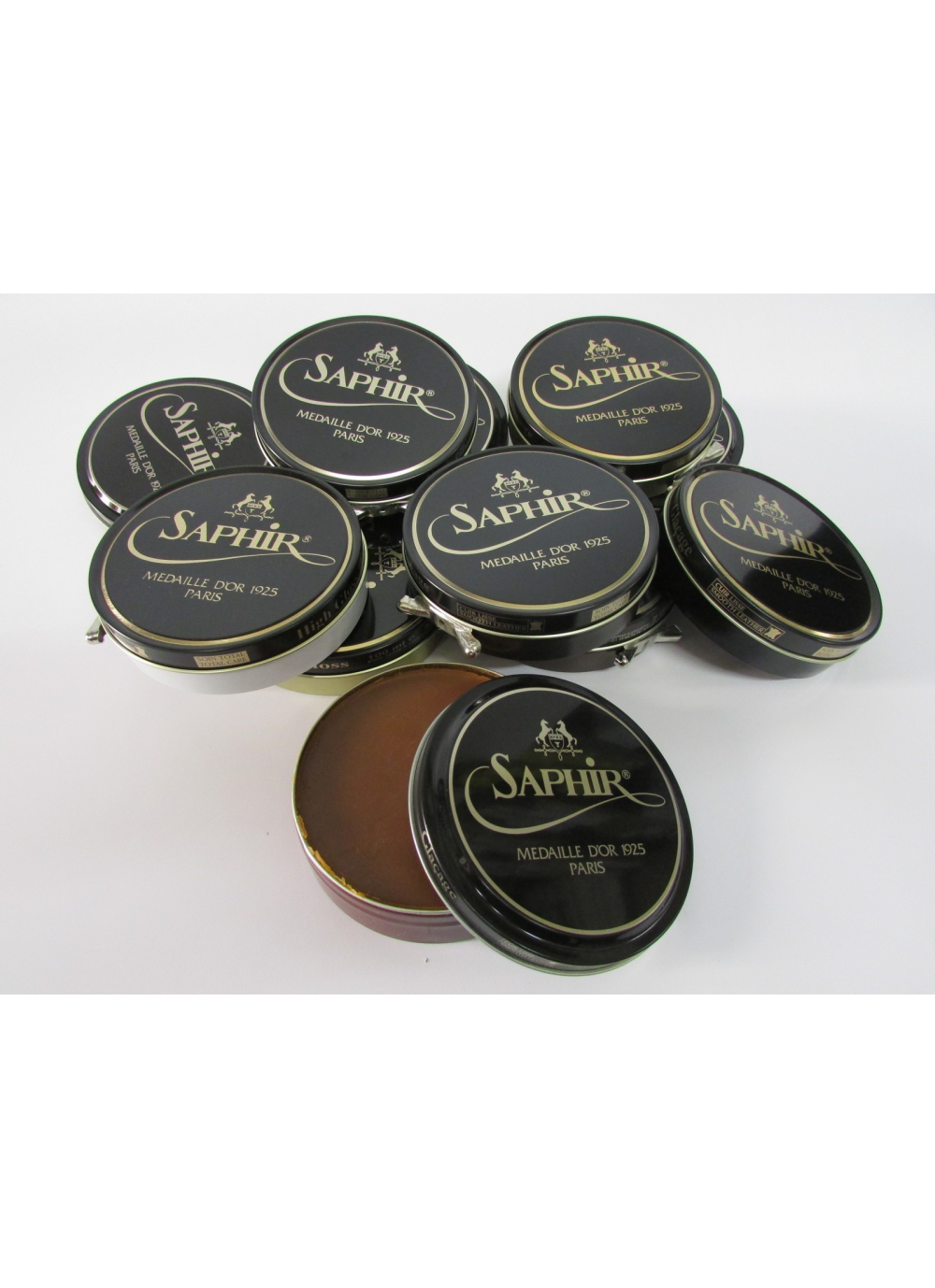 Saphir Pate De Luxe Med. D'or 100 ml