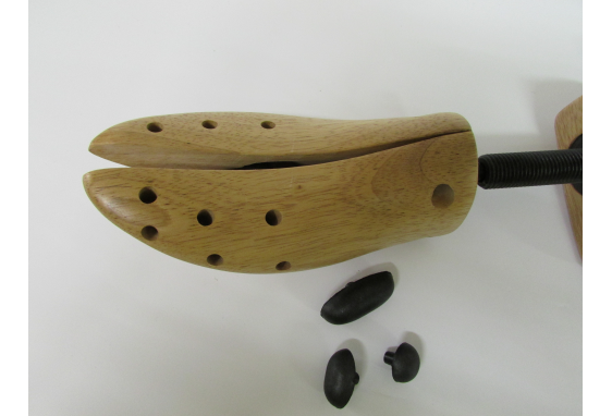 Forma allargascarpe legno